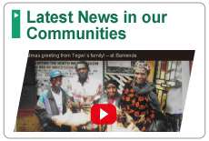 Latest News in our Communities